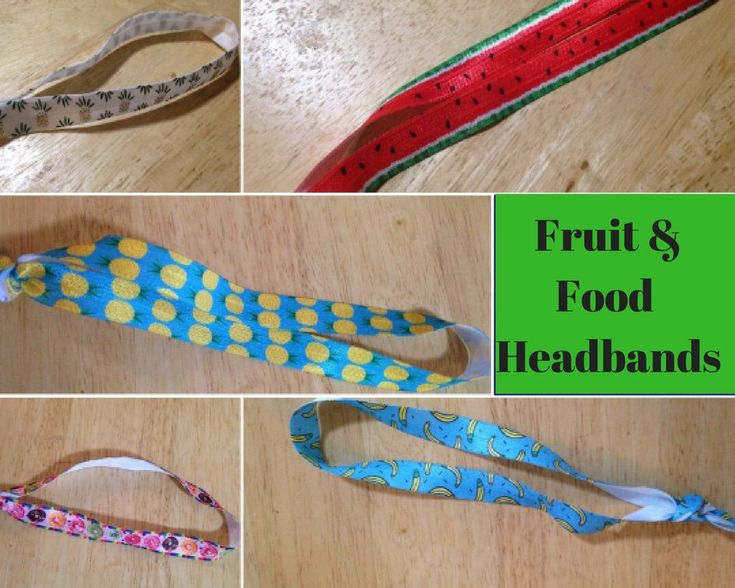 Excited to share the latest addition to my #etsy shop: #Food #Pineapple #Watermelon #Doughnuts #Banana #Strawberries #Fruit #Donut Back to School #Elastic #Headband #Adult, #Child, or #Baby/#Toddler Size #accessories #hair #rainbow #backtoschool #independenceday #gymheadband #elasticheadband #valentinesday