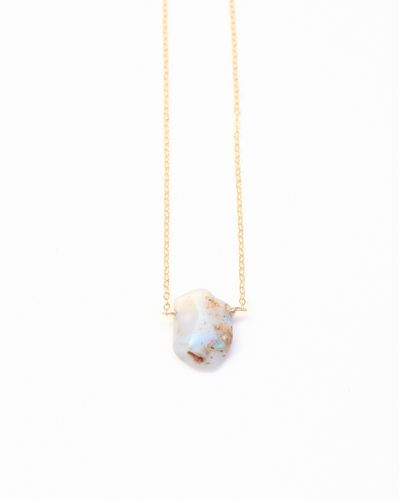 Natural Opal Necklace