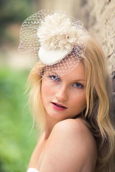 Wedding hat :)