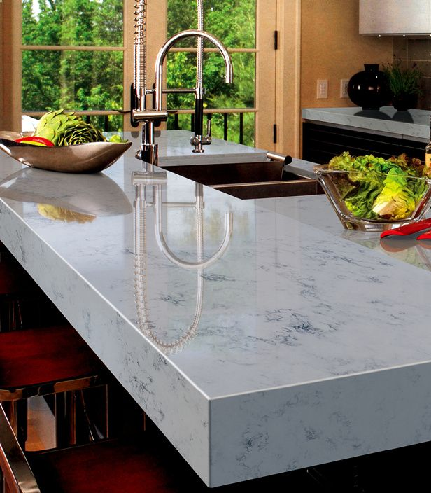Carrara Quartz Worktops Quartz Countertops Quartz