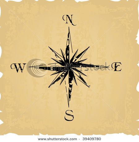compass sketch tattoo possibly??