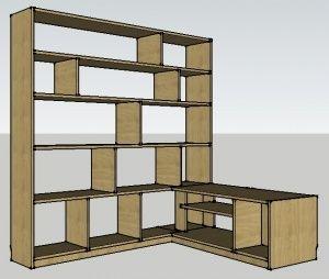 30 best meuble tele images on pinterest furniture boxes and brown. Black Bedroom Furniture Sets. Home Design Ideas