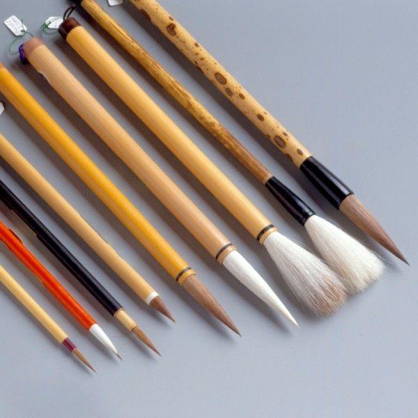 豊橋筆 | 伝統的工芸品 | 伝統工芸 青山スクエア