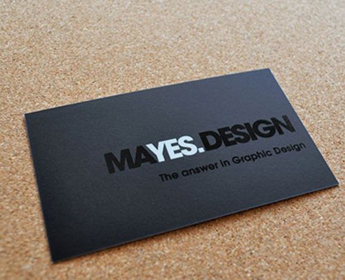 a showcase of 25 minimal business card designs for inspiration