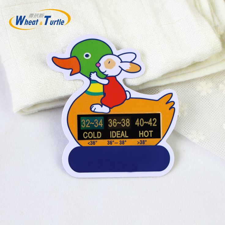 >> Click to Buy << 2017 Duck And Rabit Cartoon LCD Water Temperature Thermometer Baby Shower Thermometer Bath Thermometer Baby Bath Thermometer #Affiliate