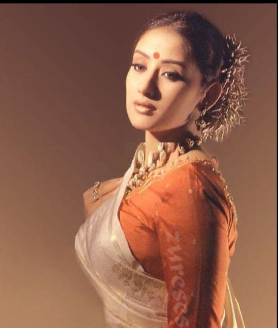 Nepali Heroin Saree Photos: Manisha Koirala, Nepalese Actress Famous For Her Work In