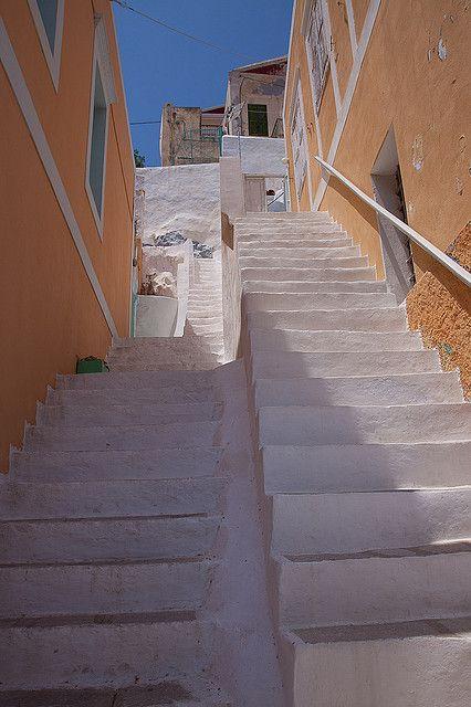 Ano Symi, Symi Island, Greece