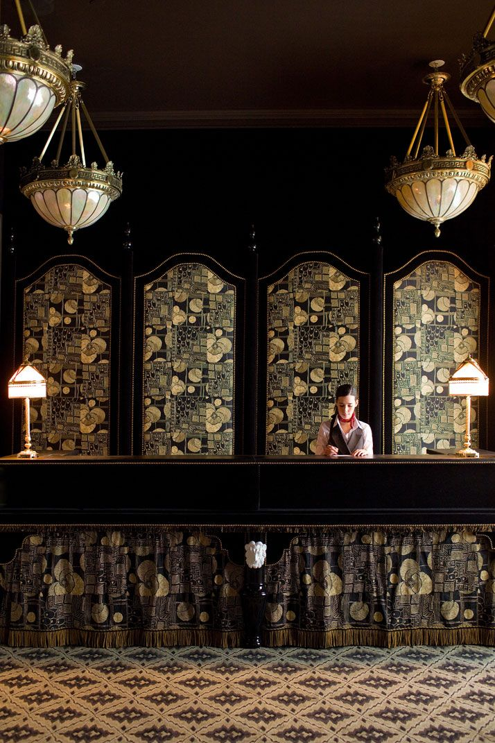 The NoMad Hotel by Jacques Garcia in New York.