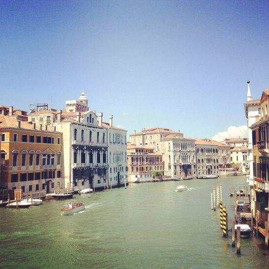 Venice, Italy. #Travel #Water