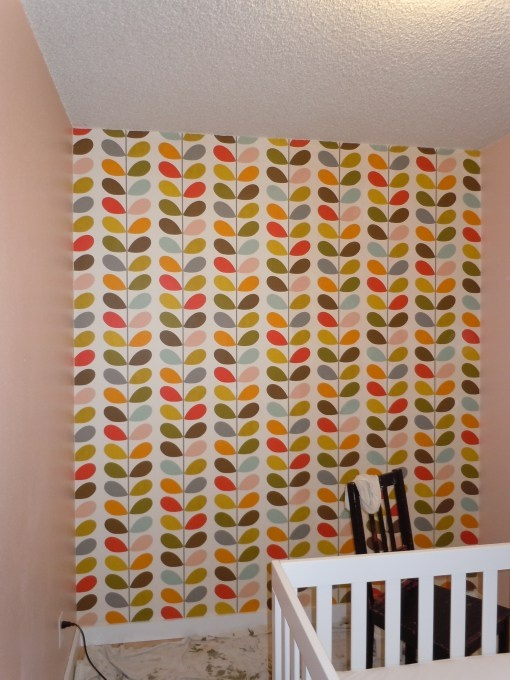 Orla Keily wallpaper, fun for playhouse!!