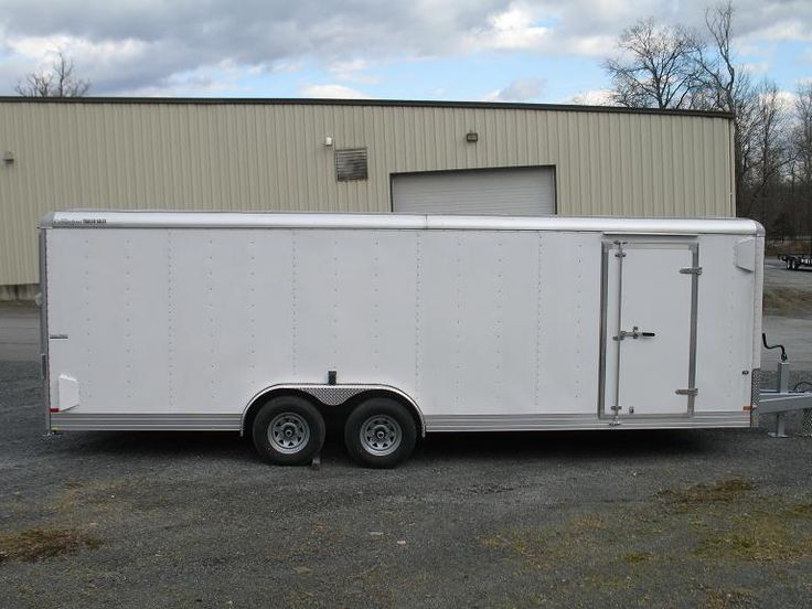 You can order for customized trailers if you have a special kind of cargo which you want to carry it privately and safely without any interruption. Make sure that you use the appropriate enclosed trailer for your moving tasks. For More Information visit http://www.fbtrailers.com/all-inventory