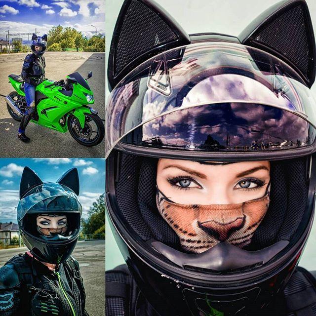 Neko Helmet aka Cat Ears Helmet 43