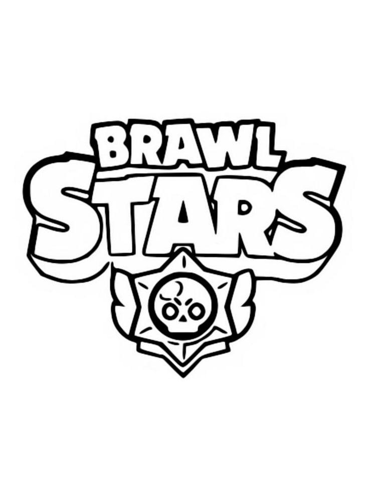 Раскраски Браво Старс (Brawl Stars). Скачать и распечатать ...