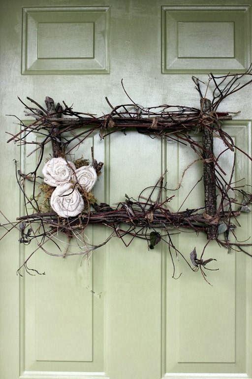 dekorolog: Kapı Süsü İçin Yaratıcı Kendin Yap Fikirleri: Ev Dekorasyonu Fikirleri Sunan Dekorasyon Blogu