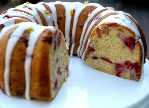 This from scratch Strawberry Lemon Cream Cheese Pound Cake is a deliciously rich cake that is not overly sweet. I've incorporated cream cheese, which is unusual for pound cake.