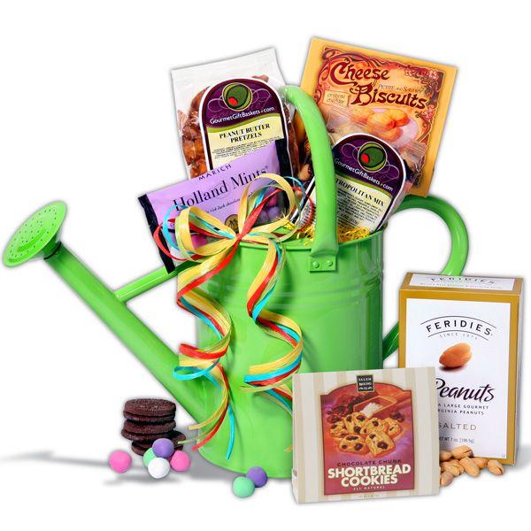 classic gardening gift basket retired