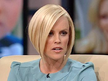 Jenny McCarthy Hair Back View | ... People, Beautiful Hair > Celebrity Hair Talk > Jenny McCarthy > Page 1