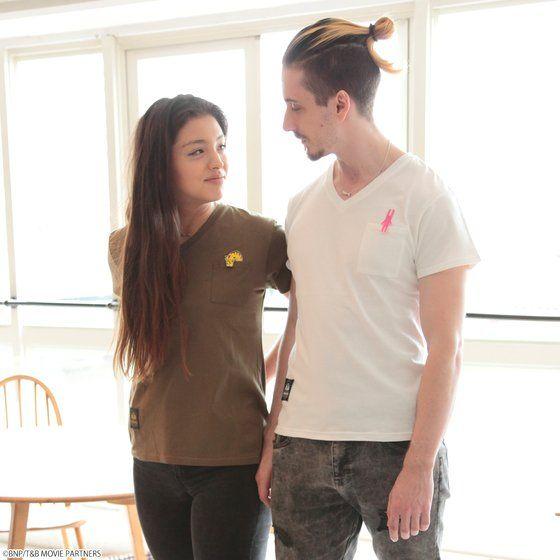 「TIGER&BUNNY」より、この夏に向けた新作Tシャツが登場!人気のシュテルンビルトや女神像の柄をはじめ、流行りのトロンプルイユ(だまし絵)のデザインまでラインナップです♪普段使いできるさりげないデザインが特徴です。更に各Tシャツ毎にレディースとメンズの両サイズをご用意しております!商品一覧ペー