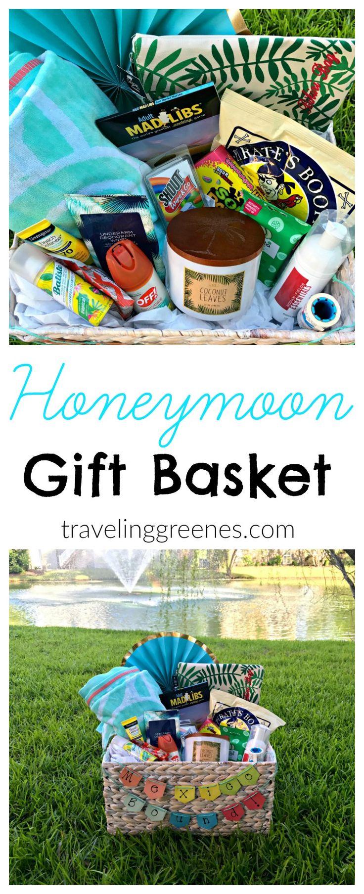 honeymoon must-have travel essentials!