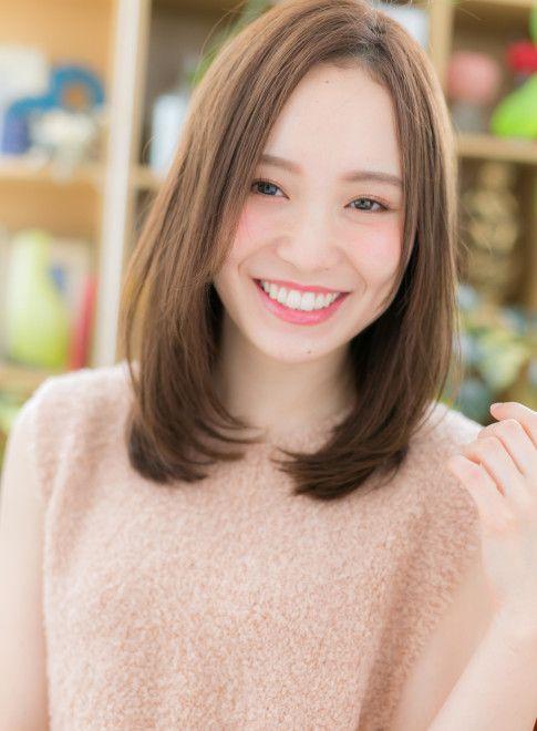 """髪を切って印象チェンジ♡「大人のキレイを引き出す""""ミディアムヘア""""」13選"""