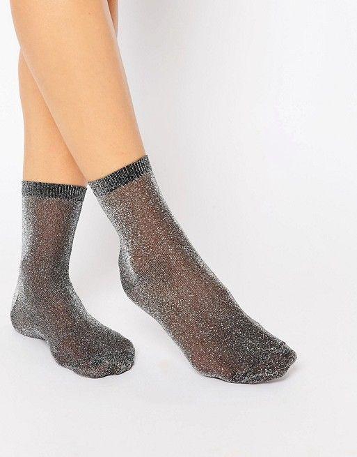 ASOS | ASOS - Socquettes pailletées