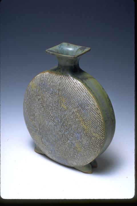 Handbuilt Vase | Frog Pond Pottery