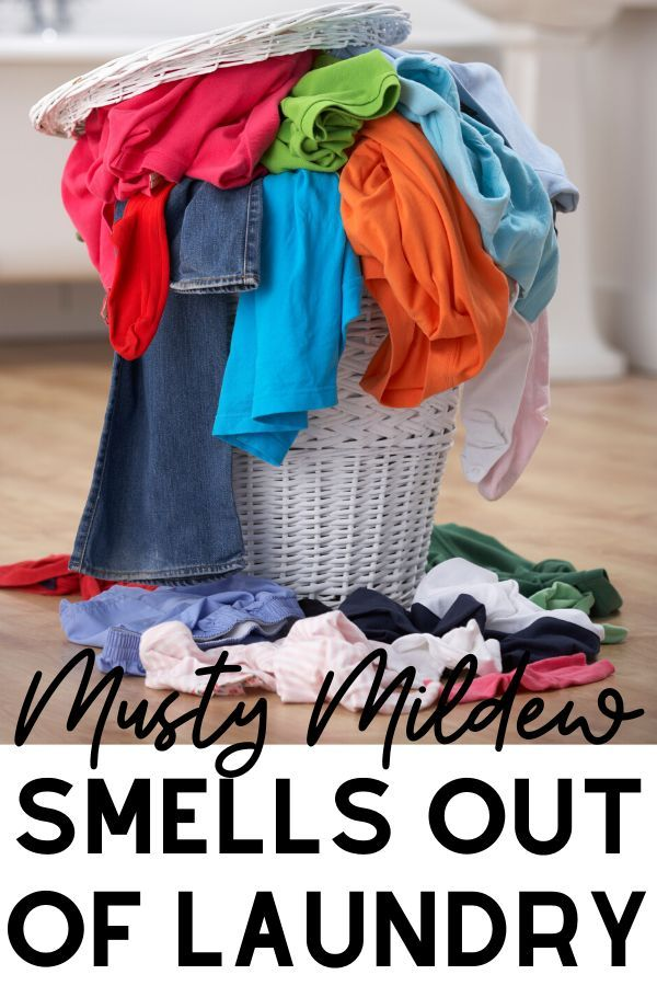 How To Get Musty Mildew Smells Out Of Towels And Clothing Is