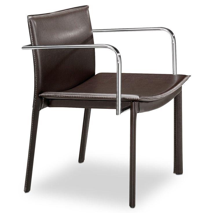Zuo Modern Gekko Conference Chairs - Espresso-Set of 2 - ZMC780