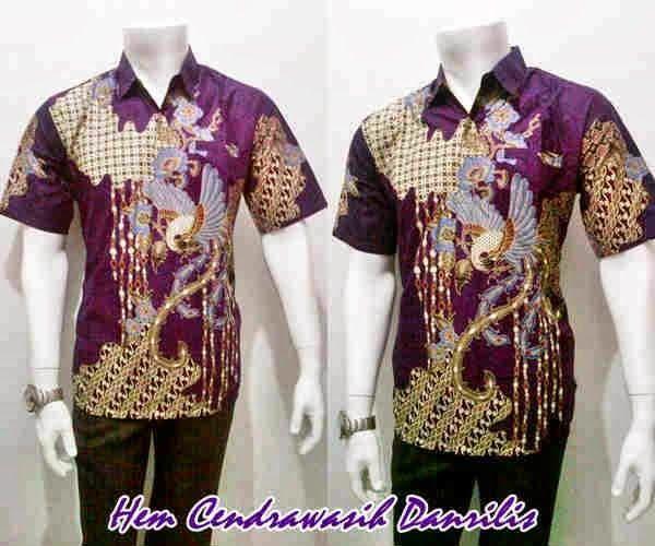Baju Batik Pria Motif Burung Cendrawasih Call Order : 085-959-844-222, 087-835-218-426 Pin BB 23BE5500  Kemeja Batik Pria Motif Burung Cendrawasih Harga Retailer : Rp.85.000.-/pcs  ukuran : XL, L dan M