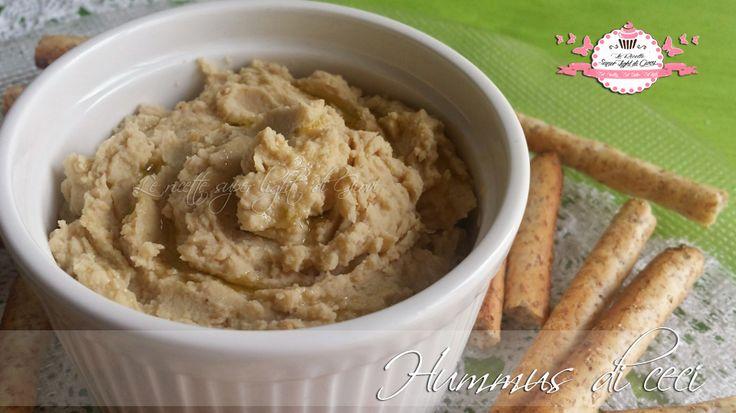 Hummus di ceci – ricetta araba | Le Ricette Super Light Di Giovi