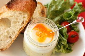 朝ごはん★さつまいものエッグスラット※レンジは使わず蒸す
