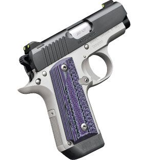 Review: The Kimber Micro-Carry -- Another Great Carry Option for Summer http://www.womensoutdoornews.com/2015/07/review-the-kimber-micro-carry-another-great-carry-option-for-summer/ Purple Pistol kimber-advocate