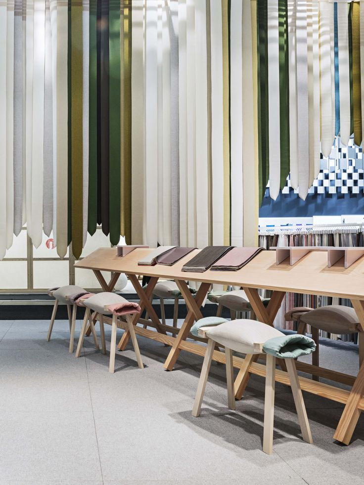 Picnic at Stockholm Furniture Fair. Photography by Petter Cohen