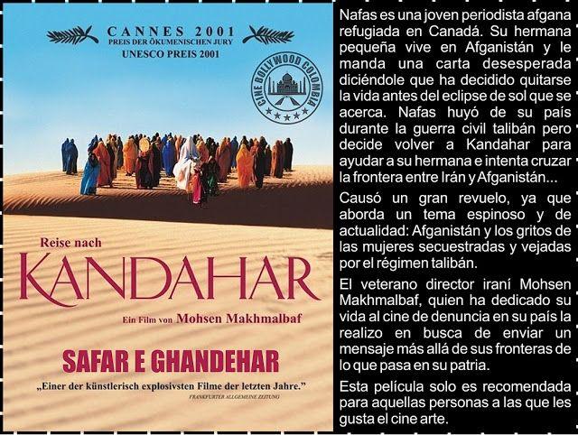 Cine Bollywood Colombia: KANDAHAR