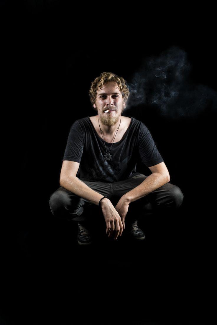 All Rights Reserved ph: Pietro Beltrami model: Bruno Malevoli  #portrait #black #studio #photography