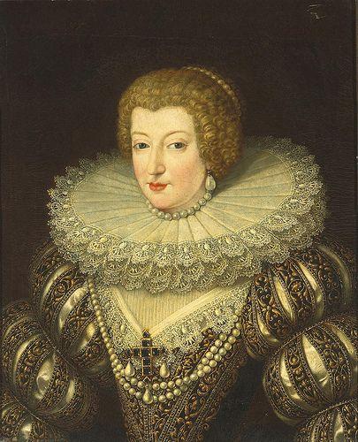 ANNE D'AUTRICHE (1601-1666) REINE DE FRANCE | Flickr - Photo Sharing!