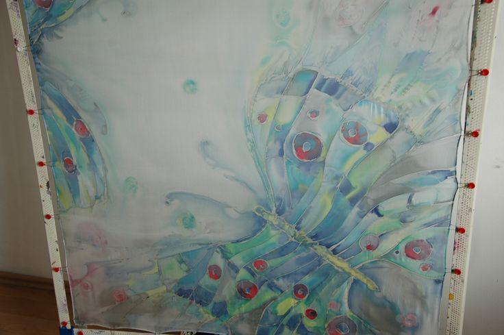 odlotowe motyle