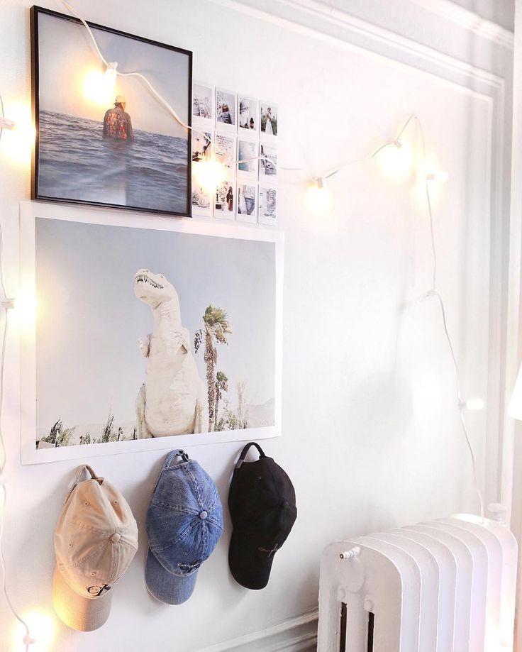 Hang hats on hooks 900 best Bedrooms