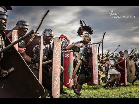 Legio XXI Rapax - Dymarki Świętokrzyskie 2014 Battles