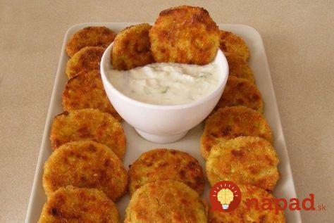 Zmiznú skôr, ako pripravíte prílohu: Najlepšie cuketové fašírky so syrom!