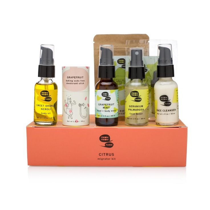 travel sized vegan cruelty free beauty products