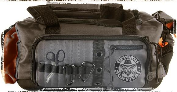 Emergency Medical Kit Bag 30 Things you should have in your Medical First Aid Kits