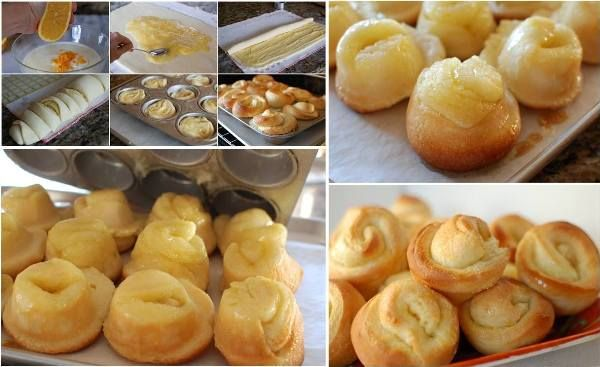 DIY Delicious Orange Rolls - HowToInstructions.Us