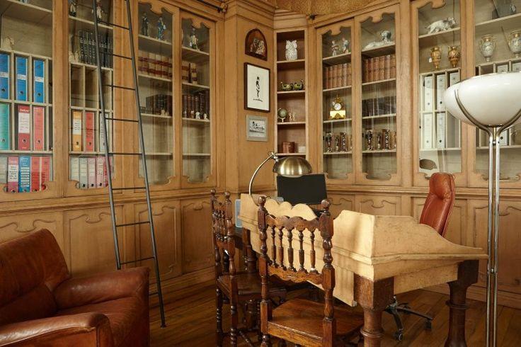 Mobili Ufficio Di Legno : Pareti divisorie mobili attrezzate per ufficio in vetro e legno di