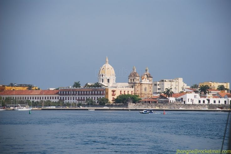 Cartagena de Indias, Colombia. Photo by Jhongne