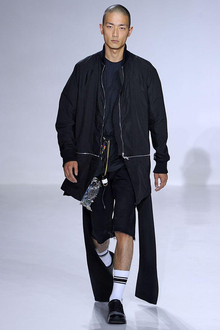 Siki Im Menswear Spring Summer 2016 New York - NOWFASHION