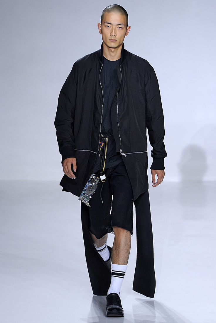 Siki Im Menswear Spring Summer 2016 New York - NOWFASHION