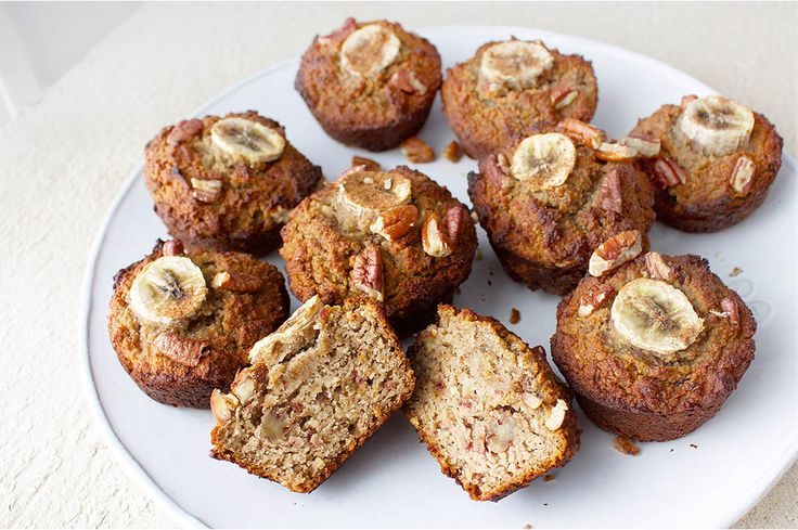 Australian nutritionist and best-selling author, Jessica Sepel shares her simple, lick-the-bowl-clean chai-spiced banana muffin recipe.