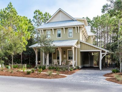 Executive Access Home Close To Camp Watercolor Pool Vacation