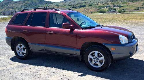 2004 Hyundai Santa Fe - Vernon, BC #997718294 Oncedriven